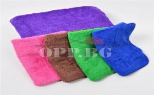 Комплект 5 бр. Микрофибърни Кърпи за Почистване
