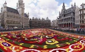 Самолетна Екскурзия до Брюксел
