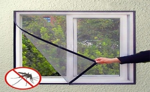 Мрежа Против Насекоми за Прозорци