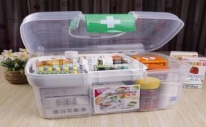 Куфар Органайзер за Лекарства