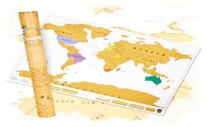Световна Политическа Скреч Карта