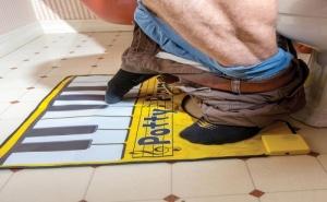 Пиано за Тоалетна със Звук