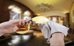 2 бр.кърпа за Почистване на Lcd, Led Екрани, Очила и Оптични Устройства