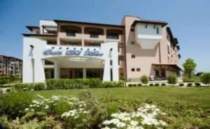 Лято 2019 в Топ Хотел на Плаж Оазис, Ultra All Inclusive на Първа Линия с Включен Плаж до 05.07 в  Хотел Оазис Дел Маре