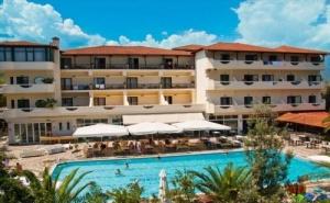 Ранни записвания Гърция, 5 дни за двама All Inclusive в San Panteleimon Beach Hotel