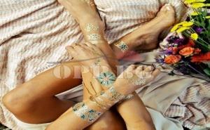 Метални Бижута - Татуировки! Хит на  2020