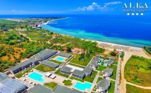 Ранни Записвания Гърция, 3 Дни за Двама Полупансион от 24.05 в Alea Hotel & Suites