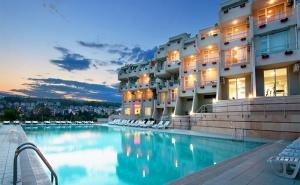 На Почивка в Сандански! Нощувка със Закуска и Вечеря + Сауна в Хотел Панорама!