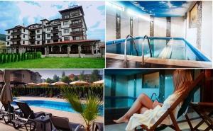 Лято във Велинград. 2 или 3 Нощувки със Закуски и Вечери* + Външен и Вътрешен Минерален Басейн и Спа Пакет в Хотел Алегра!