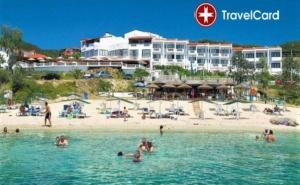 4* Ранни Записвания в Хотел Akti Ouranoupoli Beach Resort, Халкидики