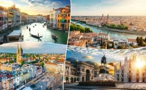 Септемврийски Празници в Италия - <em>Загреб</em>, Верона, Венеция, Милано. Транспорт, 3 Нощувки на човек със Закуски от Та Далла Турс