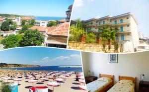 Лято 2019 в <em>Черноморец</em>! Нощувка на човек в Хотел Творческа База Архитекта,  на Цени от 12 лв. на Ден