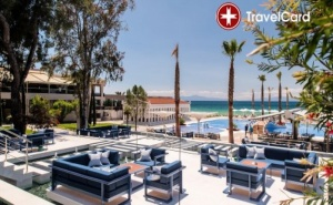 4* Ultra All Inclusive Майски Празници в Хотел Potidea Palace, Халкидики