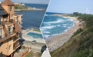 Лято в <em>Ахтопол</em> на 50М. от Плажа! Нощувка на човек със Закуска в Хотел Кайлас