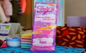 Детска Фигурка Fairy Poly Glider