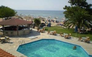 На Тасос с Пясъчен Плаж за Три Нощувки и Ол Инклузив в Хотел Sunrise Beach с Открит Басейн и Фитнес / 04.06.2019 - 12.06.2019