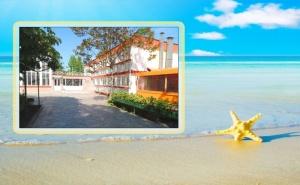 Лято в Приморско! 6 или 8 нощувки на човек със закуски, обеди и вечери в Почивна база Посейдон