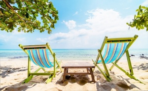 Лято в <em>Китен</em> на 50М. от Южния Плаж. Нощувка на човек без или с Изхранване по Избор в Хотел Албатрос
