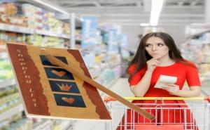 Комплект Бележник за Пазаруване и Молив Shopping List
