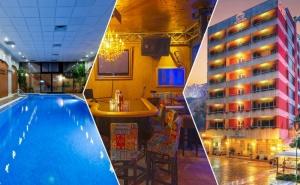5 Нощувки за Двама със Закуски + Спа и Минерален Басейн + Бонус Терапия в Реновирания Хотел Свети Никола****, Сандански