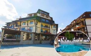 Цяло Лято в Банско! 2, 3, 4 или 5 Нощувки със Закуски и Вечери + Басейни и Спа Зона в Хотел Мария-Антоанета!