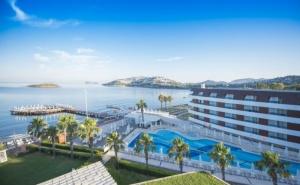 Kъсно лято в <em>Бодрум</em>! 7 нощувки на база Ultra All inclusive + 3 басейна и СПА в хотел Grand Park Bodrum 5*