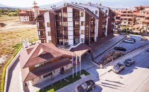 Делнична Почивка в <em>Банско</em>! Нощувка със Закуска и Вечеря* + Релакс Зона и Басейн в Хотел Амира 5*!