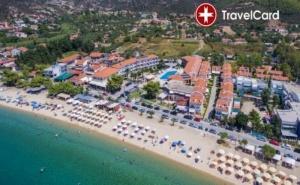 3* Морска почивка в хотел Toroni Blue Sea, Гърция