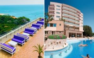 През Юни на Море в <em>Златни Пясъци</em>! 2, 3 или 5 Нощувки със Закуски и Вечери + Релакс Пакет и Басейн в Бутиков Спа Хотел Орхидея!