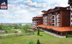 Лято в <em>Банско</em>! 2, 3 или 5 Нощувки със Закуски и Вечери + Басейн и Спа в Хотел Панорама Ризорт 4*, <em>Банско</em>!