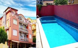 Слънчево Лято в <em>Равда</em>! Нощувка със Закуска + Басейн с Детска Зона в Семеен Хотел Денис, на 5Мин. от Плажа!