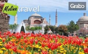 До <em>Истанбул</em> за 6 Септември! 3 Нощувки със Закуски, Плюс Транспорт, Посещение на Одрин и Възможност за Принцови Острови