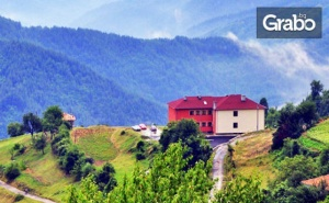 Лятна Почивка в Сърцето на Родопите! 2 или 3 Нощувки със Закуски и Вечери за Двама