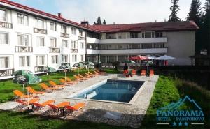Прохладно лято в Пампорово! Нощувка със закуска и вечеря + басейн в Хотел Панорама!