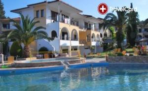4* All Inclusive Море в Хотел Chrousso, Халкидики