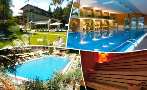 Лято в Хотел Велина****, <em>Велинград</em>! Нощувка за Двама със Закуска + Минерален Басейн и Спа Пакет