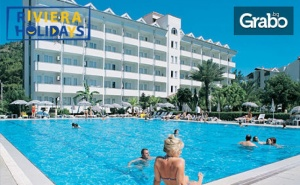 През Септември в <em>Мармарис</em>! 7 Нощувки на База All Inclusive в Хотел Pineta Club***