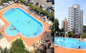 Юли и Август на първа линия! All Inclusive + басейн в Хотел Арсенал, Несебър!
