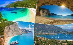 Лято на Остров <em>Лефкада</em>,  Гърция. Транспорт, 3 Нощувки на човек със Закуски от Та Далла Турс