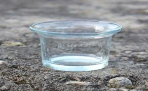 Стъклена Поставка за Чаена Свещ