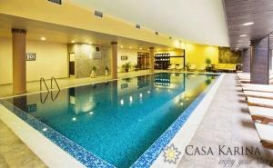 Спа Почивка в Банско! All Inclusive + Басейн, Сауна и Парна Баня в Хотел Каза Карина!
