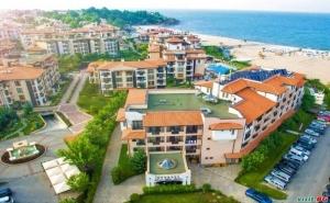 Лято 2020 в Топ Хотел на Плаж Оазис, Ultra All Inclusive на Първа Линия с Включен Плаж След 14.08 в Хотел Оазис Дел Маре