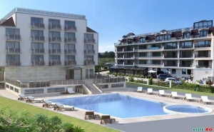 Топ Оферта за Нов Хотел Първа Линия, All Inclusive с Безплатен  Плаж до 14.07 от Верамар Бийч, Кранево