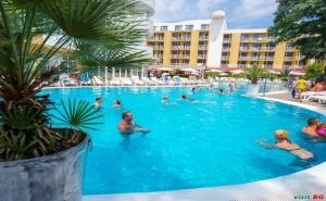 Ранни Записвания Лято 2020 в Клуб Хотел Сън Палас, All Inclusive Цена на човек до 14.07 в Центъра на Сл. Бряг