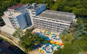 Лято 2020 в Лукс Хотел на Златни Пясъци, All Inclusive и Ползване на Аквапарк Цена на човек до 02.07 в Престиж Делукс Аквапарк Клуб