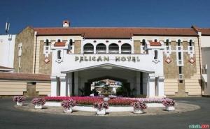 Ранни Записвания в Топ Курорта Дюни, Аll Inclusive с Чадър и Шезлонг на Плажа през Септември в Хотел Пеликан