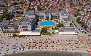 На Море в Поморие на Първа Линия 2019, All Inclusive След 23.08 от Феста Поморие Ризорт