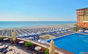На Плажа в Обзор с Аквапарк, All Inclusive След 02.09 в Сол Луна Бей Маре Ризорт