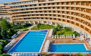 Специална Лятна Оферта със Спа в Гранд Хотел Поморие, Полупансион за Двама След 27.08