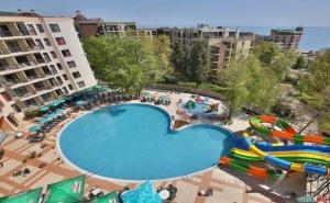 All Inclusive Почивка на Златни Пясъци през Май, Сена на човек в Престиж Хотел и Аквапарк